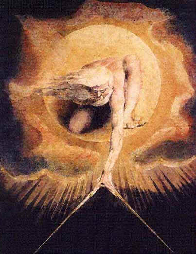 William Blake Ancient of Days
