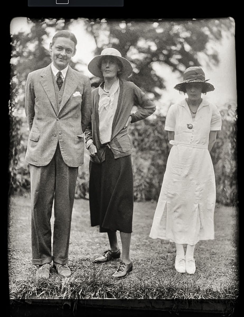 Eliot, Woolf and Vivien
